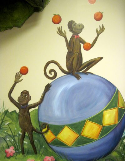 Juggling Monkeys
