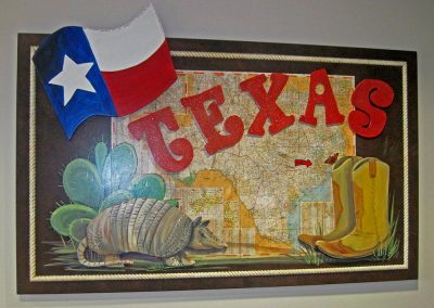 Postcard from Texas