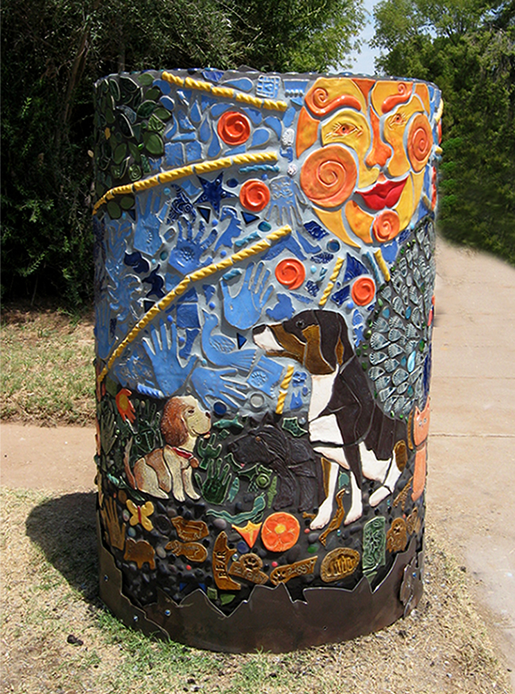 Animal Themed Standpipe 2009