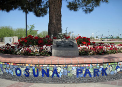 Osuna Park_Historic Tree Wall_Cropped