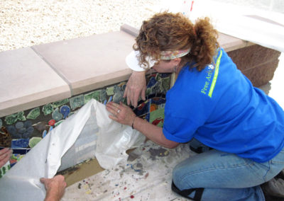Osuna Park_Tile Install Technique 2